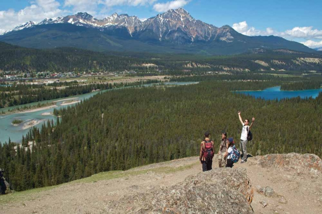 Achievement, Jasper National Park, Alberta, Canada