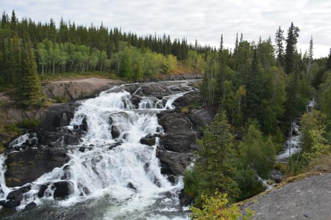 Cameron Falls, Yukon, Canada