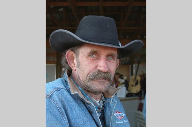 Cowboy, Bonnyville Rodeo, Bonnyville, Alberta, Canada