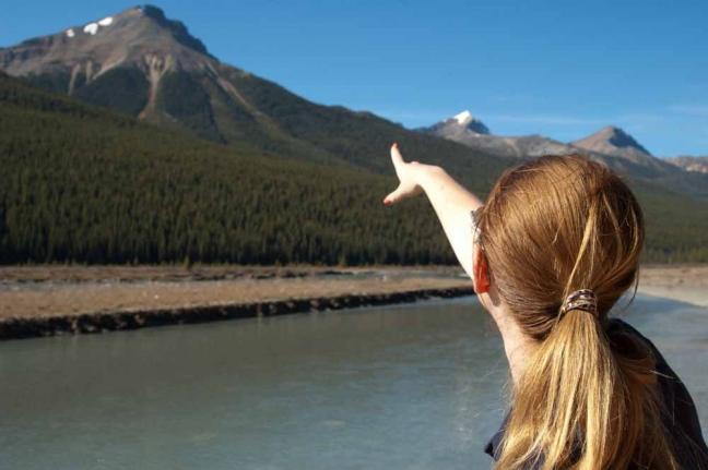 Destination, Jasper National Park