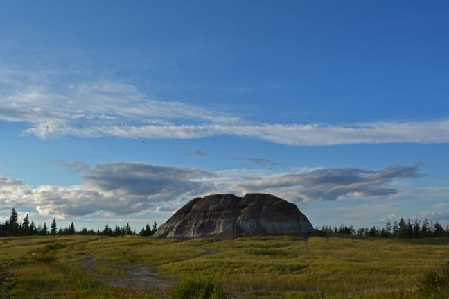 Kleskun Hills, Grande Prarie, Alberta, Canada