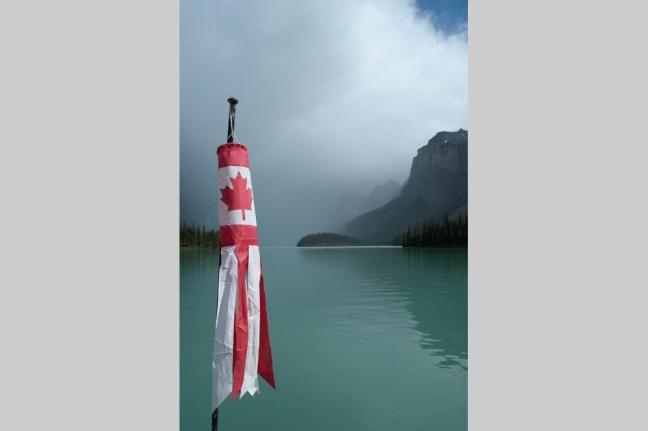 Malaign Lake, Jasper National Park, Alberta, Canada2