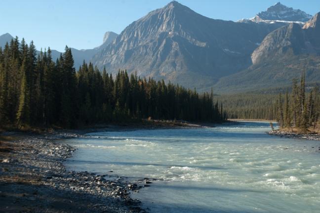 Mount Fryatt, Jasper National Park, Alberta, Canada