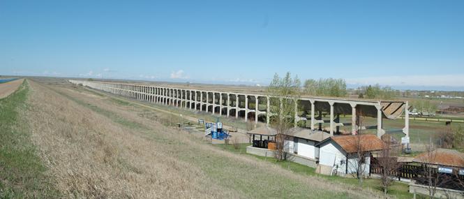 The Brooks Aqueduct